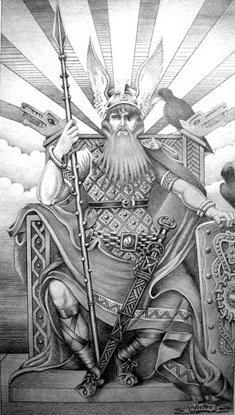 norse creation myth Comparing norse and greek mythology matthew morgera  this was a sharp contrast to the norse creation story,.