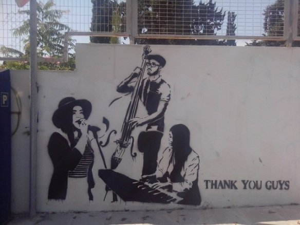 Street Art in Pano Paphos