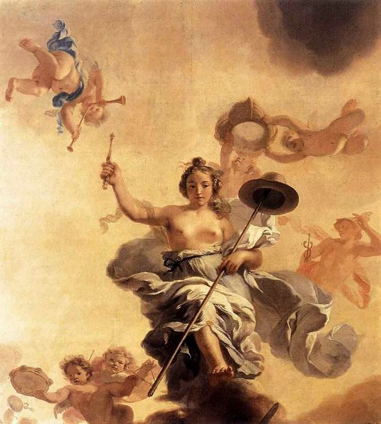 allegory of the freedom of trade Gérard de Lairesse
